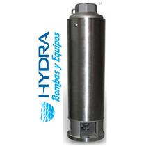 Bomba Sumergible Para Pozo Profundo Modelo Ss80 De 3.0 Hp