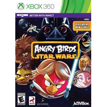 Angry Birds Star Wars Xbox 360 !!! Rematado !!!