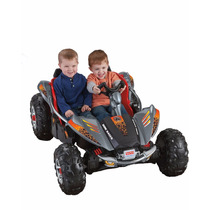 Carrito Electrico Pila Power Wheels Dune Racer Todo Terreno