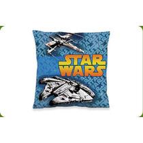 Cojin Decorativo Providencia Disney Star Wars De 45 X 45 Cms