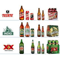 Imerqa Comercializa Cerveza Cm;indio, Tecate, Heineken, Sol