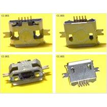 Conector Micro Usb Centro Carga Lenovo Zte Huawei Tablet -01
