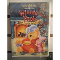 Winnie Pooh Unas Fiestas Con Mucho Pooh Navidad Disney Dvd