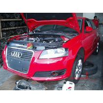 Audi A3 1.4 2009 Refacciones Por Partes Deshueso Desarmo