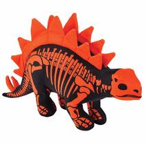 Dinosaurio Stegosaurio Esqueleto Que Brilla En La Oscuridad