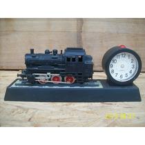 Tm.maquina 0-6-0 Escala O Reloj