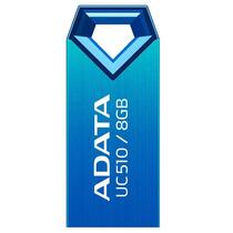 Adata Lm-memoria Usb 2.0 Uc510 8gb Azul Retail