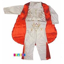 Disfraz Elvis Presley Bailable Festival Escolar