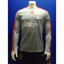 Playera Liverpool Visita 2008 / 2009