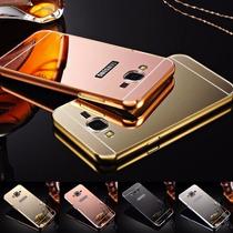Bumper Espejo Aluminio Samsung Galaxy S7 Edge S7 S6 Edge S6