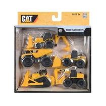 Toy Estado De Caterpillar Construcción Mini Máquina 5-pack (
