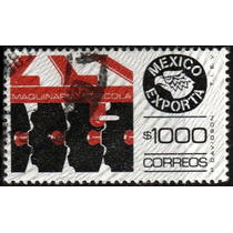 1172 Exporta Maquinari Agricola Con T 10° E 1000p Usado 1990