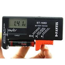 D-fantix Digitales Batería Probador Del Inspector Para El Bo