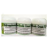 Crema Desmanchadora Con Glicolico E Hidroquinona Efectiva!