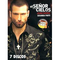 Box Set Dvd Señor De Los Cielos Temporada 2 Parte 2 ( 2014 )