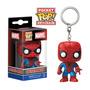 Funko Pop Spiderman Llavero Pocket Mini Avengers Marvel Mini
