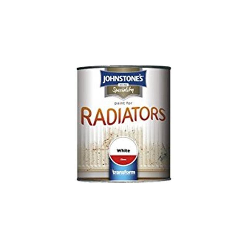 Johnstones 739188 pintura brillante para radiadores - Pintura para radiadores ...