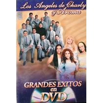 Los Angeles De Charly Y Aroma - Grandes Exitos Dvd