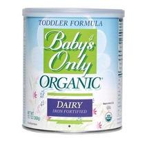 Sólo Babys Lácteos Orgánicos Basados ¿¿en Fórmulas Para Niño