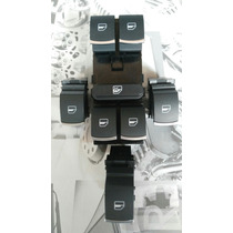 Kit Botones Vidrios Jetta A6 Bora Tiguan Passat Leon Oem