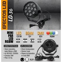 Ld-36 Wash 12x3w Rgbw Sun Star