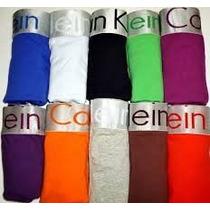 Paquete De 10 Boxers Calvin Klein Para Hombre Originales