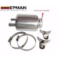 Tanque De Liquido De Direccion Universal En Aluminio