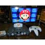 Nintendo 64 + 1 Control + 2 Juegos Mario 64 Y Blast Corps