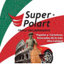 500 Hojas Couche Tam Carta 90g Superpolart Brillante Triple