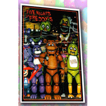 Bolsitas De Dulces Para Tu Fiesta Five Night At Freddy´s