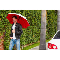 Paraguas Promocional Silver Tropic