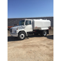 Camion Pipa De Agua Freightliner 2003