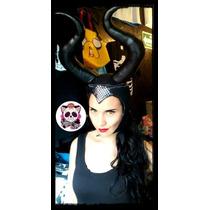 Pupilentes Lente Fantasia Halloween Disfraz Cosplay Malefica