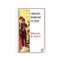 Libro Corazon Diario De Un Niño -173 *cj
