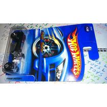 Hot Wheels Rigor Motor Negro Playstation 2 Card Lyly Toys
