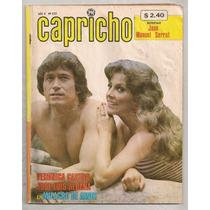 Fotonovela Capricho Verónica Castro 1975 + Regalo