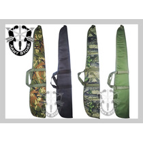 Funda Para Rifle, Fabricada En Poliéster,armystore,