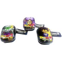 Genial Set Mini Latas De Dragon Ball Z Picoro Vegeta Y252 1