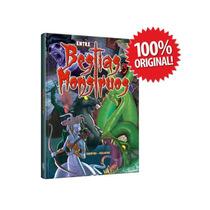 Libro De Bestias Y Monstruos Cuentos Y Relatos
