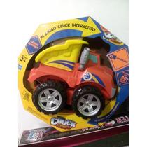 Camion Amigo Chuck Interactivo - Hasbro Completamente Nuevo!
