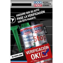 Liqui Moly Kit Verificacion 2 Productos