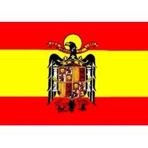 Bandera Imperio Español 150x90cm España Aguila San Juan
