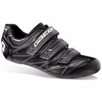 Zapatillas Ciclismo Ruta Gaerne G Avia Black Talla Eu 44