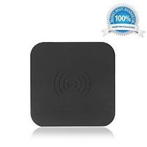 Choetech Qi Wireless Pad De Carga Para Teléfonos Y Tabletas