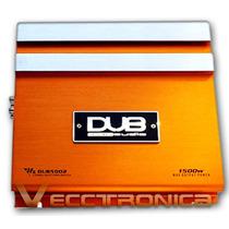 Amplificador Profesional De La Serie Dub By Audiobahn 2 Ch..