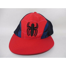 Gorra Cachucha Spiderman Marvel Kids Unitalla D753