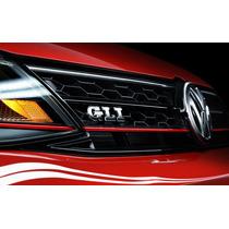 Parrilla Completa Original Volkswagen Jetta A6 Gli 2015--