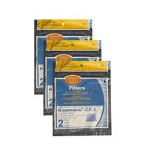 (6) Kenmore De Sears Progresista Foam Filter Cf1 Progresivos