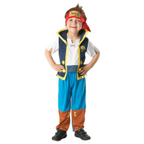 Traje Pirata - Jake The Small Disney Niños Del Vestido De L