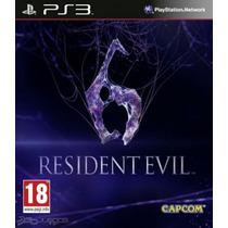Resident Evil 6 Ultimate Edition Y Residen Evil 2 Ps3